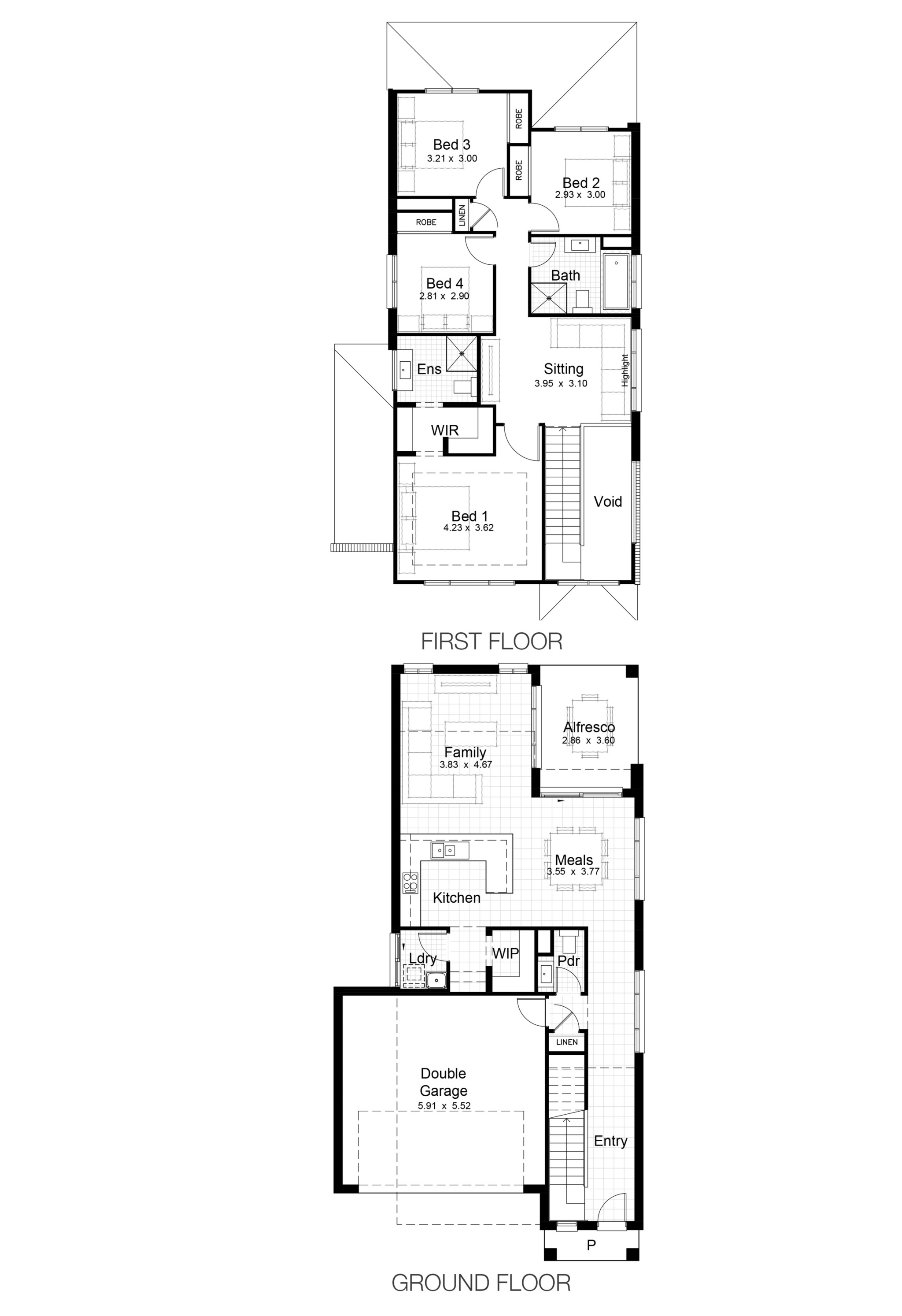 Single Level Plan_Lot 31