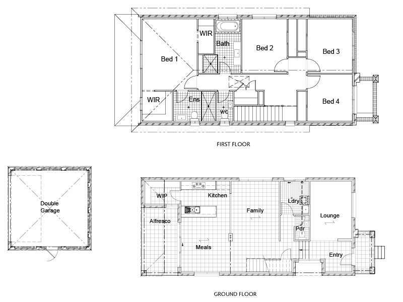 REA & Web Floor Plan