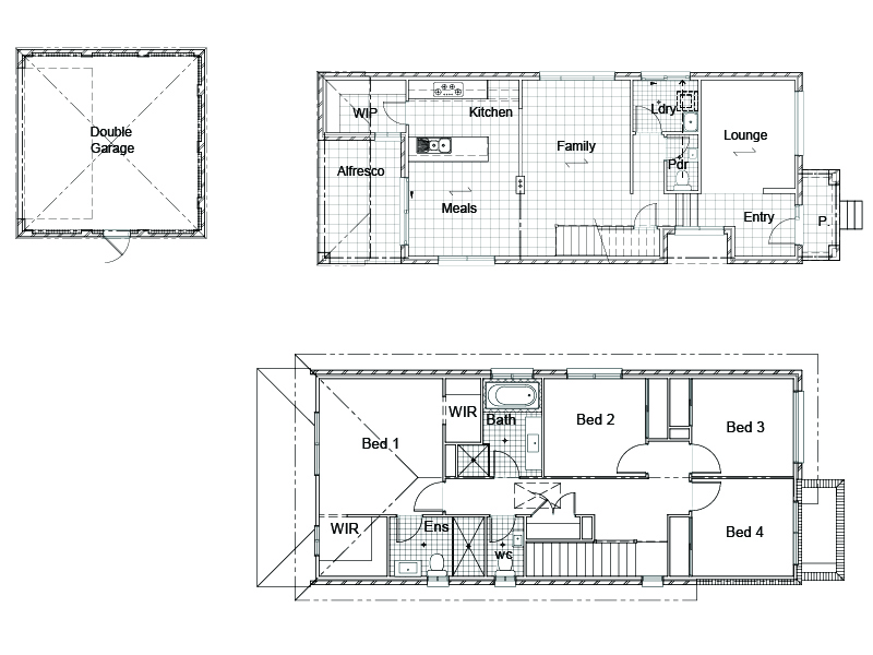 Lot 17 - Hezlett Road Plan